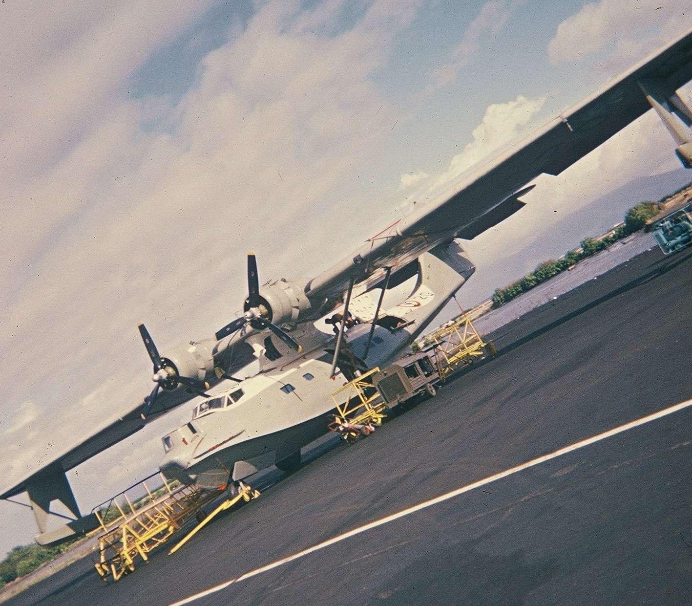 Tahiti] Aéroport Faa'a  durant les campagnes. Cd2_pa24