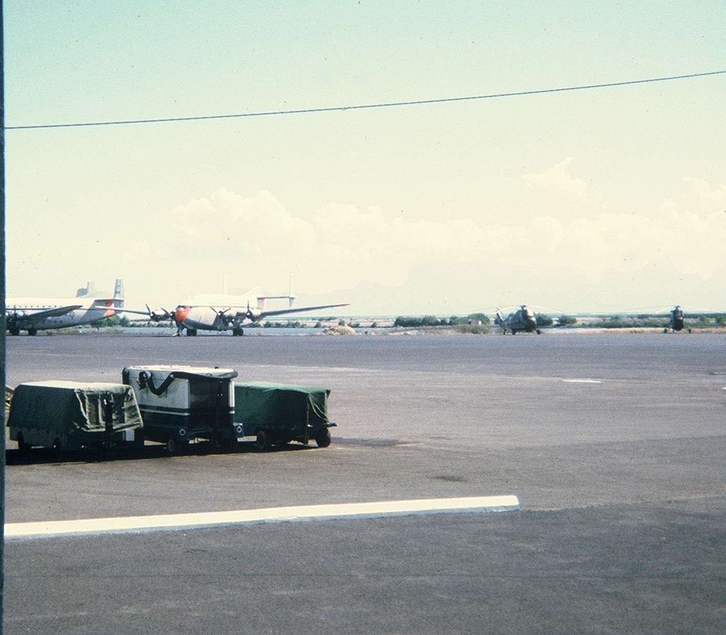 Tahiti] Aéroport Faa'a  durant les campagnes. Cd2_pa28