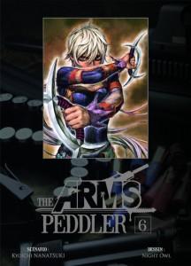 Manga : planning des sorties pour février Arms-p10
