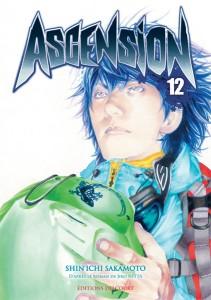 Manga : planning des sorties pour février Ascens10