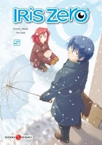 Manga : planning des sorties pour février Iris-z10