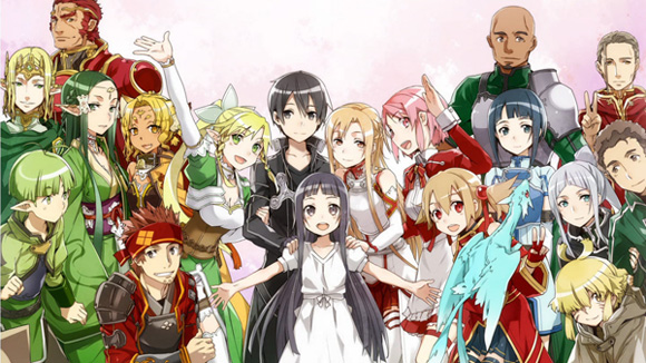 [ANIME/MANGA/Roman] Sword Art Online - Page 6 Sworda11
