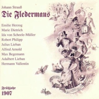 Johann Strauss - Die Fledermaus (La Chauve-Souris) - Page 2 Fleder10
