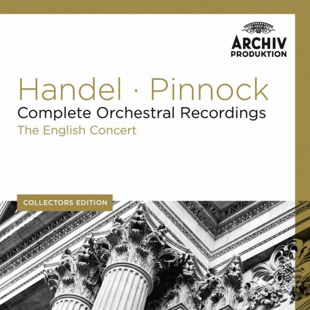 Haendel - Concertos pour orgue ou instruments seuls Handel10