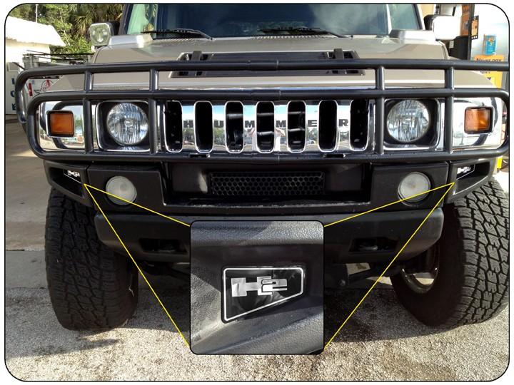 Pièces Hummer H2 Kgrhqn10
