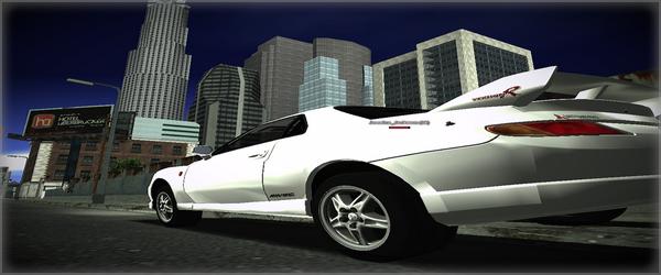[Projet Racer] LS Night Riderz' 216