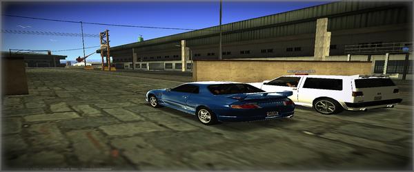 [Projet Racer] LS Night Riderz' 415