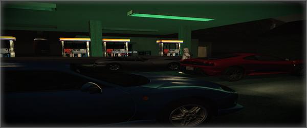 [Projet Racer] LS Night Riderz' 813