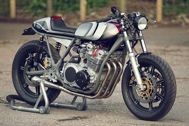 Yamaha XS750 Cafe Racer by Ugly Motorbikes Custom10
