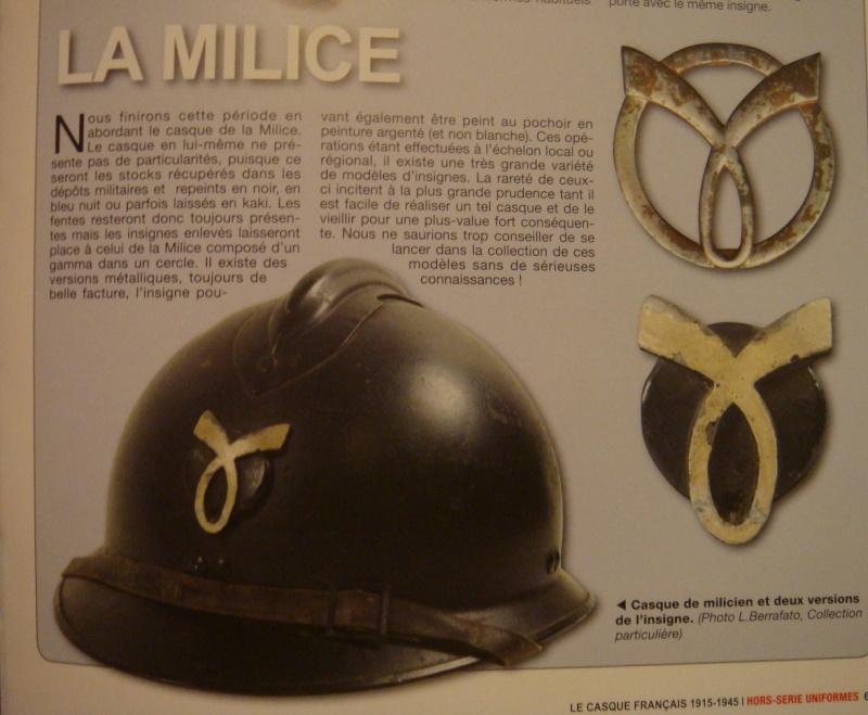 milice - Insigne milice casque Mili_010
