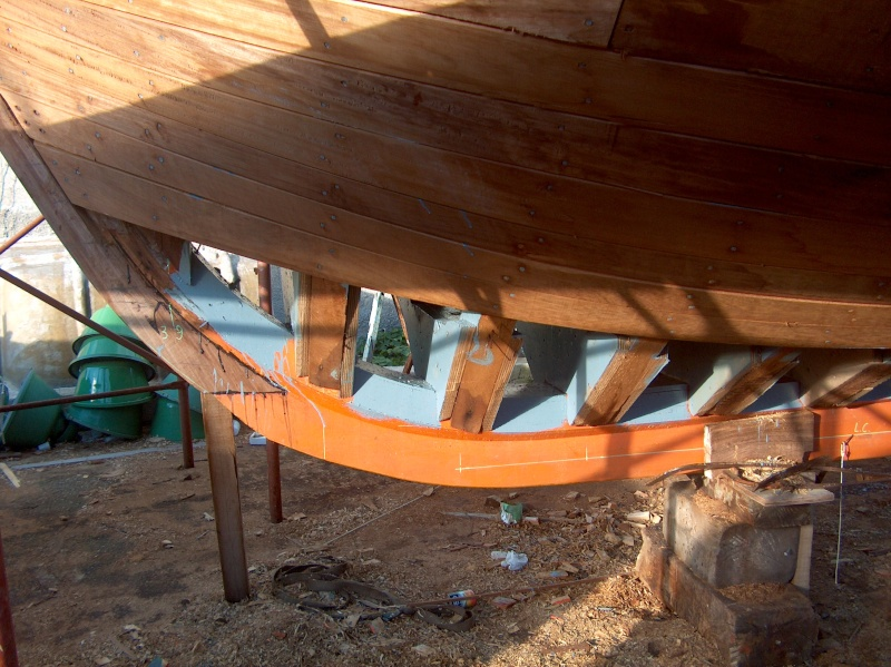 Chantier Naval en bois - Gaeta - Italie Hpim0610