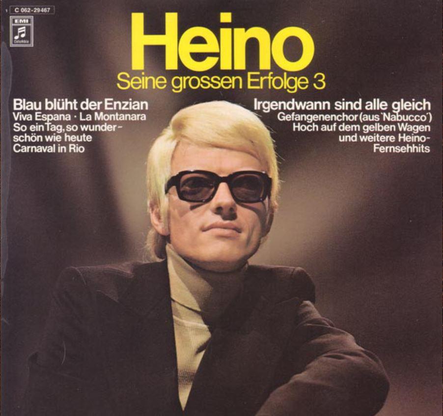 Album covers Hein210