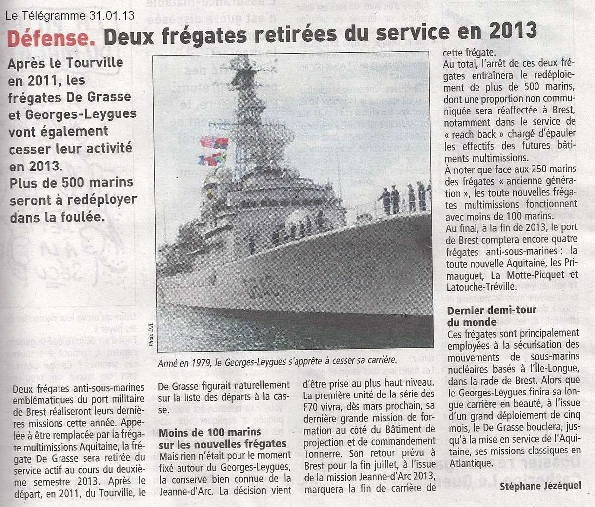 GEORGES LEYGUES (CORVETTE) - Page 3 Scan0030