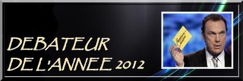 Palmarès des Breakers of the year Debate10
