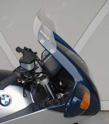 Windstream deflector for a k100rs Llip10