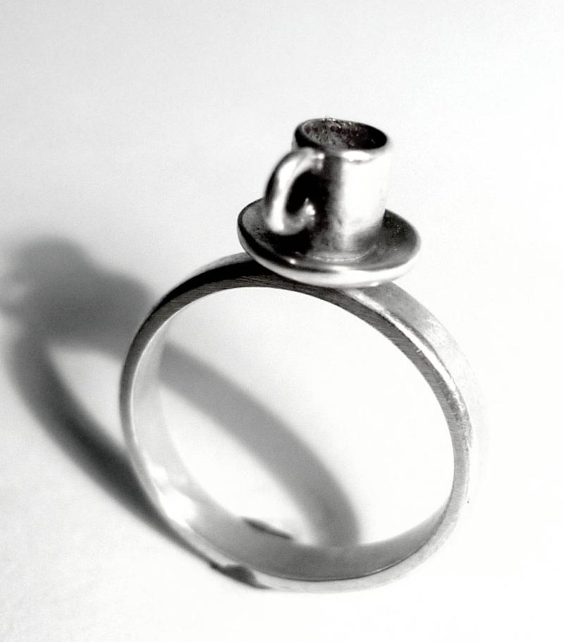 Boucles d'oreilles Tasse et Théière P1030610