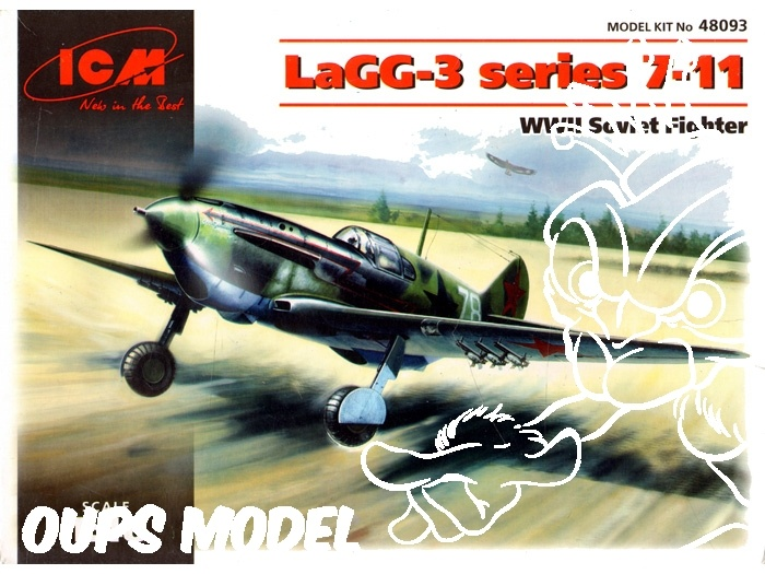 [1/48] Supermarine Seafire F/46/47 Icm-ma10