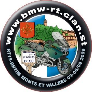 En mai 2013 dans le Vercors nous fêterons 10 ans de RT Bmw-rt12
