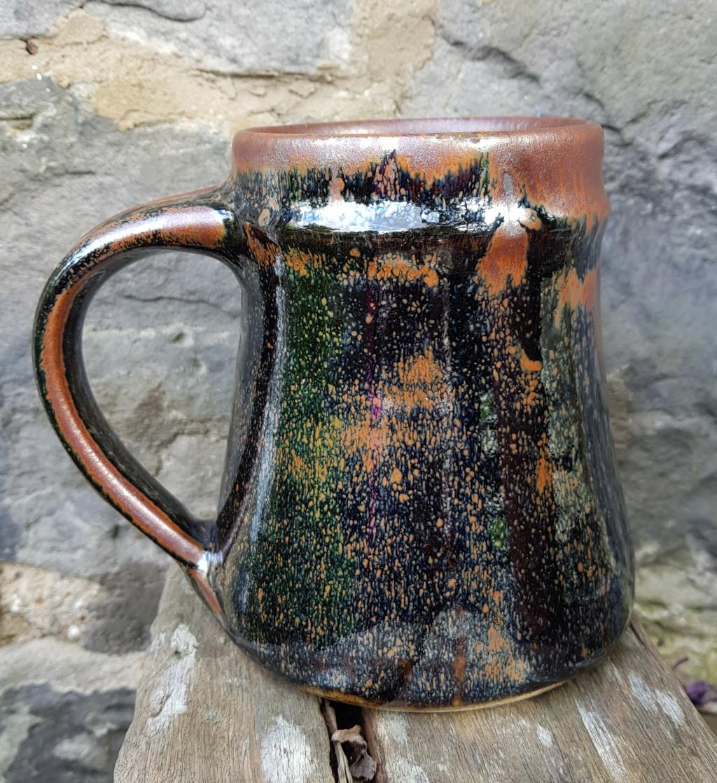 STONEWARE TANKARD - Lowerdown Pottery  2020-023