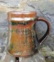 STONEWARE TANKARD - Lowerdown Pottery  2020-024