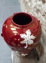 Italian flambe vase - Cantagalli? 2020-115