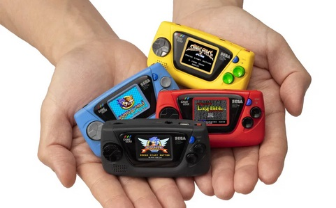 Game Gear micro. Iuyt10