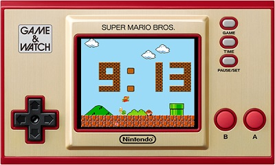 Game & Watch: Super Mario Bros. Nswitc10