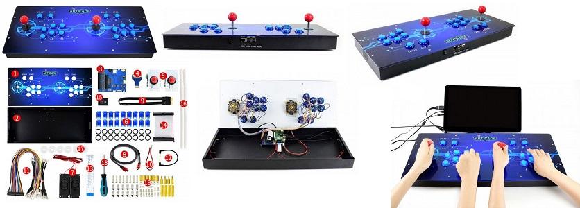 Pack Arcade-C-2P. Pack-d10