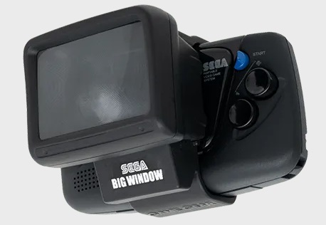 Game Gear micro. Pml10