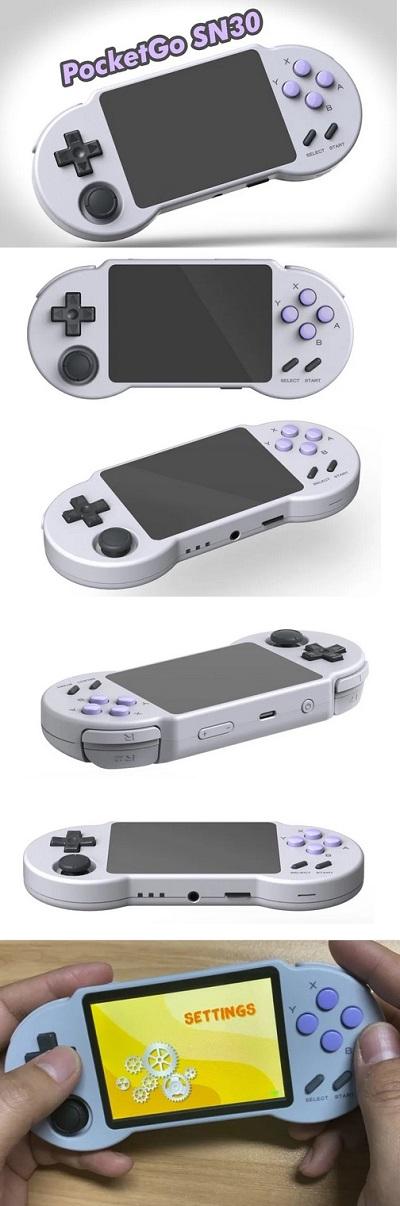 The PocketGo SN30. Pmlkj10