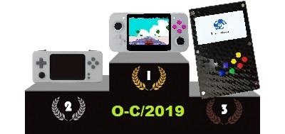 The BEST Retro Handheld Of The Year... by Retrododo. Podium10
