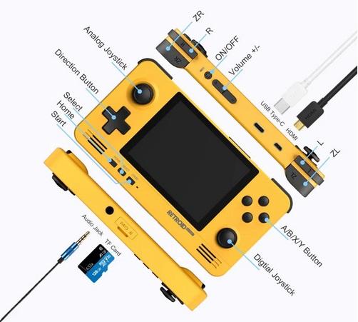 Retroid Pocket version 2 !! Yhgt10