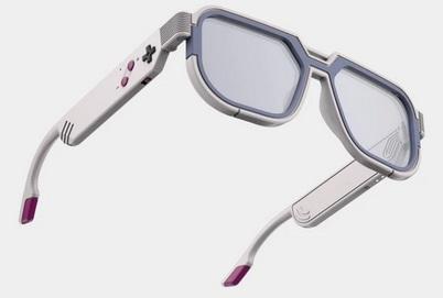 The GAMEBOY Glasses. Ytr11