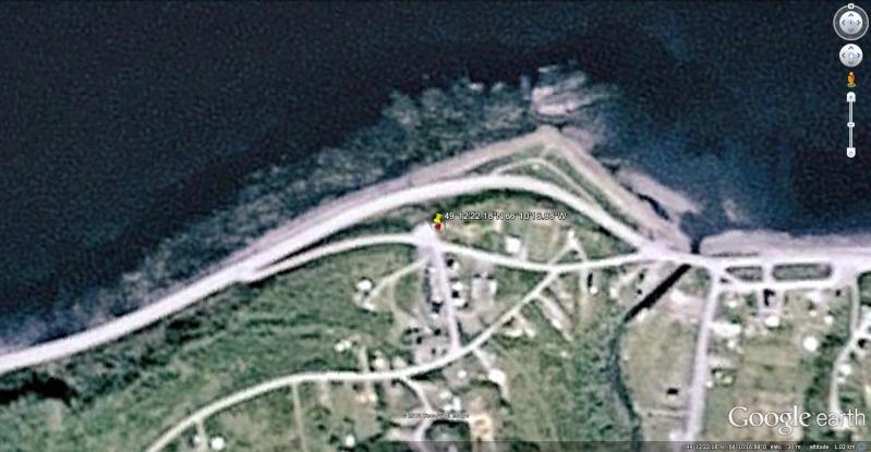 [Canada] - Phare La Martre sur la route des phares en Haute-Gaspésie  La_mar10