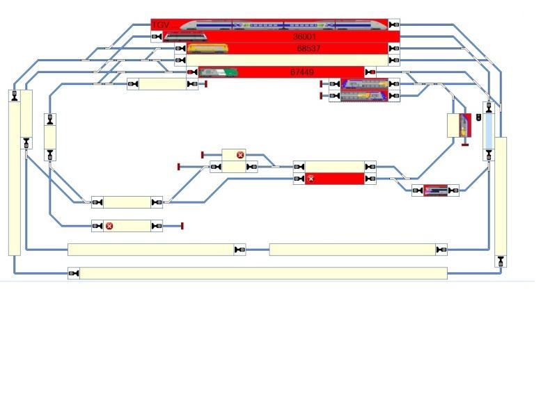 Le réseau de Ronflito Tco2510