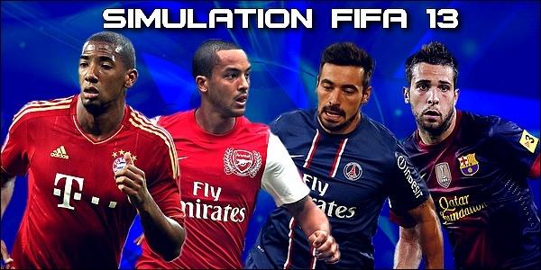 Forum Simulation Fifa 13