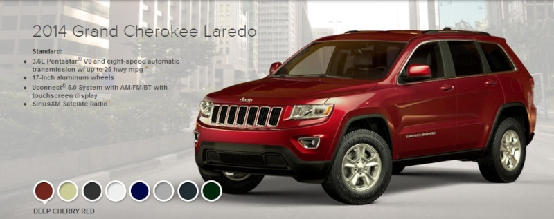 2010 - [Jeep] Grand Cherokee - Page 5 Laredo10