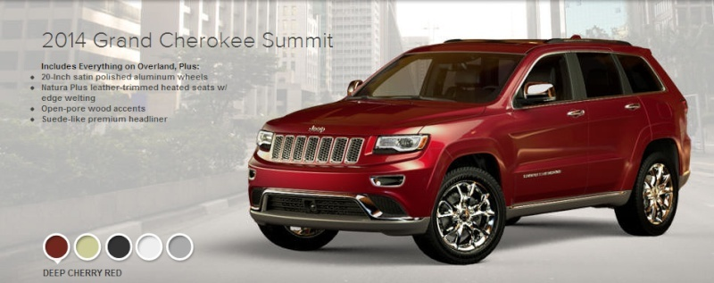2010 - [Jeep] Grand Cherokee - Page 5 Summit10