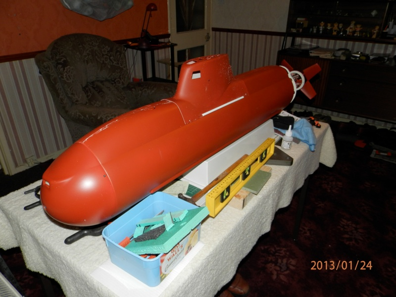 Robbe 212 class u31 sub photos  1312