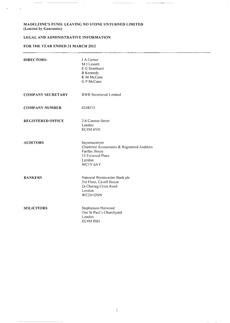 2012 Accounts **OUT NOW** (page 2 of thread) 59383512