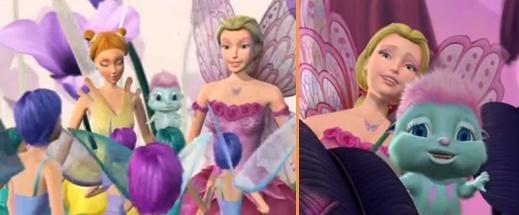 Barbie Magie de l'arc en ciel [2007] [F.Anim] 112