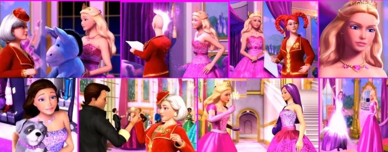 Barbie La Princesse et la Popstar [2012] [F.Anim] 220