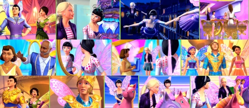 Barbie Le secret des fées [2011] [F.Anim] 318