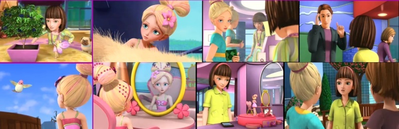 Barbie présente Lilipucia [2009] [F.Anim] 415