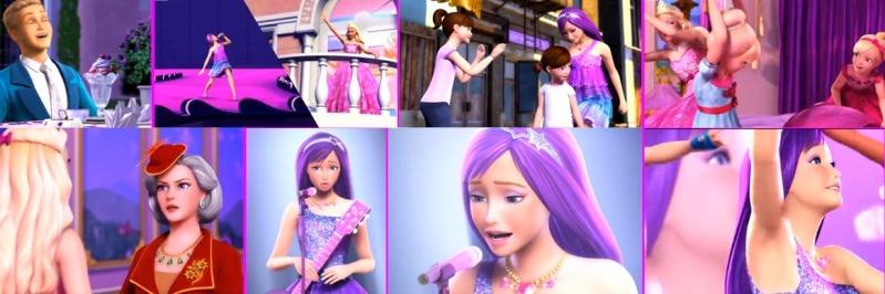 Barbie La Princesse et la Popstar [2012] [F.Anim] 519
