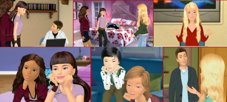 Le journal de Barbie [2006] [F.Anim] 617