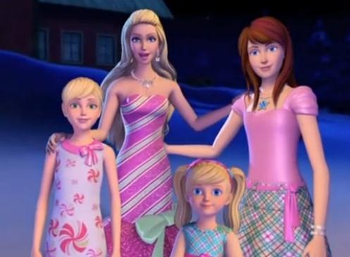 Barbie Un Merveilleux Noël [2011] [F.Anim] 713