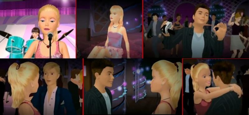 Le journal de Barbie [2006] [F.Anim] 714