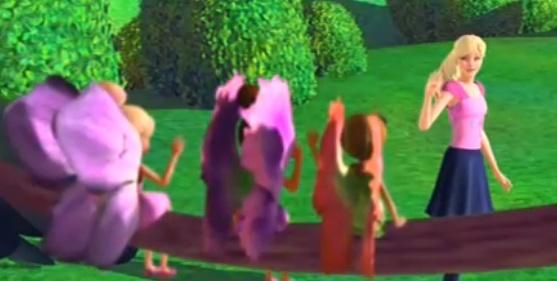 Barbie présente Lilipucia [2009] [F.Anim] 811