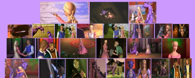 Barbie Princesse Raiponce [2002] [F.Anim] Deco_114